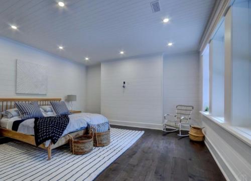 Rossclair Basement Bedroom