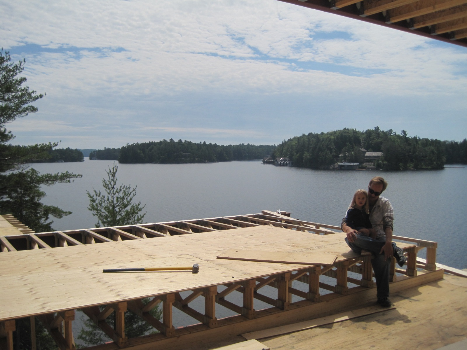About Muskoka Custom Cottages