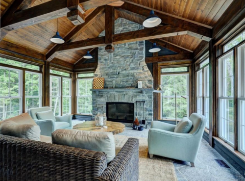 Rossclair Muskoka Room